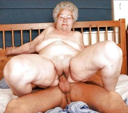 Секс со старой бабушкой фото 29257 фотография