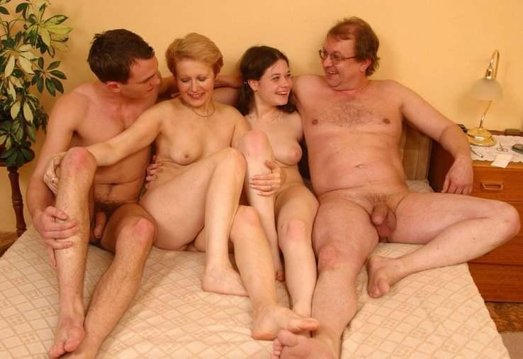 реальное порно в семье
