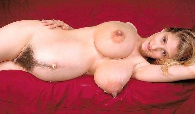 Порно огромные сиськи беременной