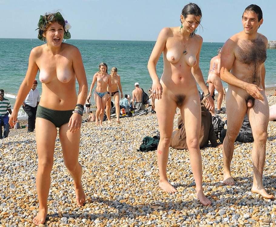Фото нудистский пляж семейный 49153 фотография